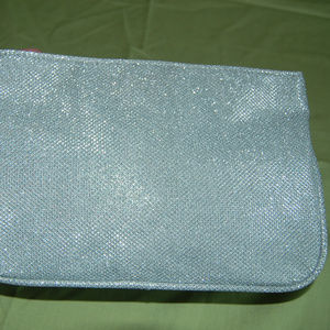 Glitter Bling Makeup Clutch